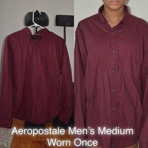 Aeropostale Men's Button-up
